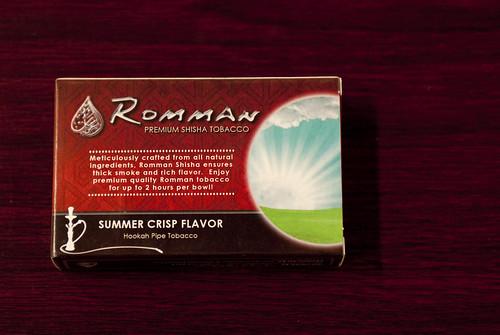 ローマン(Romman)サマークリスプ