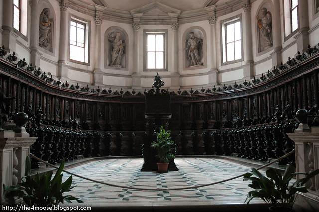 San Giorgio Maggiore - Inside the San Giorgio Church
