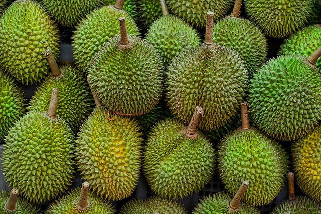 Konkursik z durianowym tofi w roli głównej