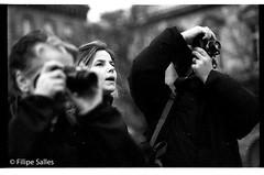 Turistas, Paris, 2007