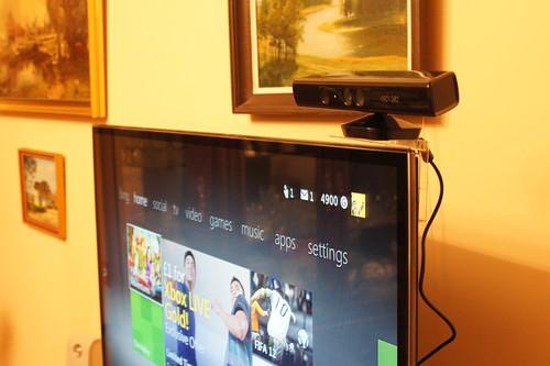Sportas su xBox Kinect tikrai veikia!
