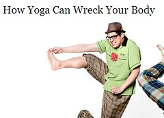 yoga wreckage