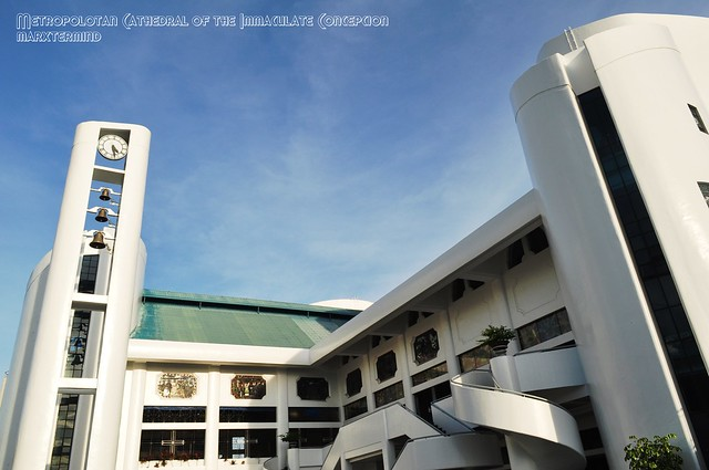 Modern Metropolitan Cathedral of the Immaculate Conception (1)