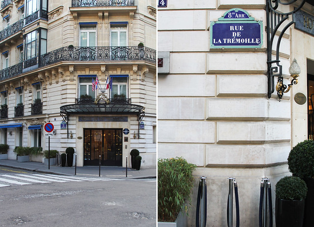 La Trémoille Hotel