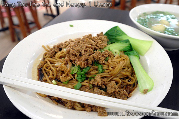 yong tau foo eat and happy, 1 Utama-5