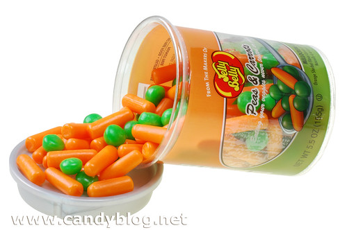 Jelly Belly Peas & Carrots