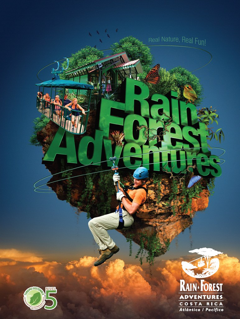 Download Rainforest Adventures Costa Rica Brochure