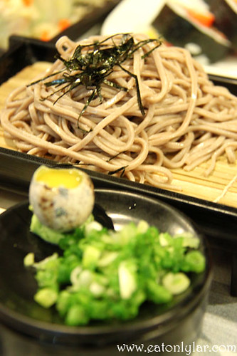 Tenzaru Soba, Nihon Kai Japanese Restaurant