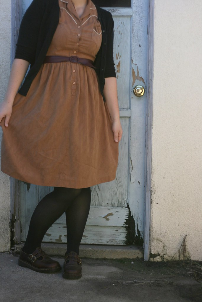 vintage western dress