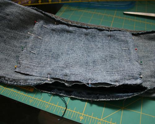 mending jeans 2