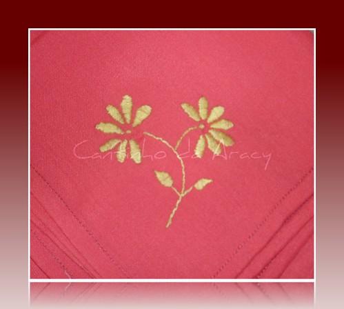 bordado parado - feito na adolescencia by Cantinho da Aracy
