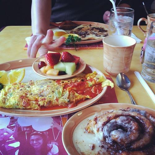 "#janphotoaday Jan 27 ""lunch"" Waffle Shop"