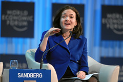 Sheryl Sandberg - World Economic Forum Annual Meeting 2012