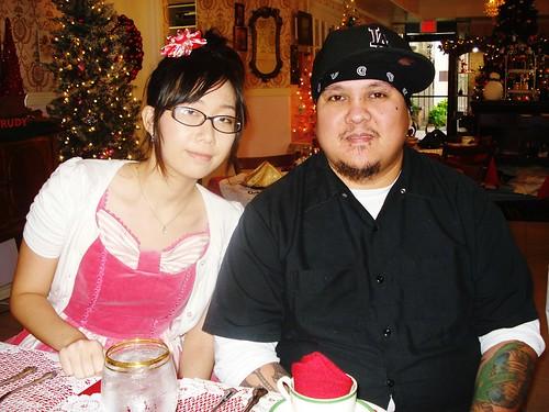 Christi and Steve