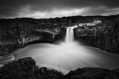 Aldeyjarfoss - Icelandic Waterfalls Series - Iceland