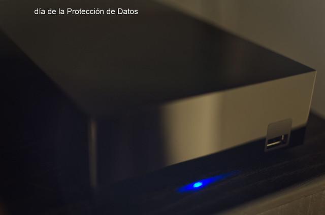119/366: día de la Protección de Datos