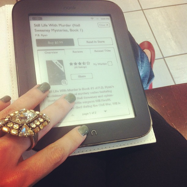 Saturday afternoon B&N action. | Explore motherAWESOME's ...