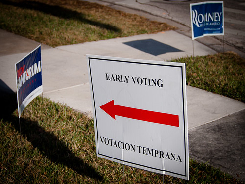 Early Voting 2012
