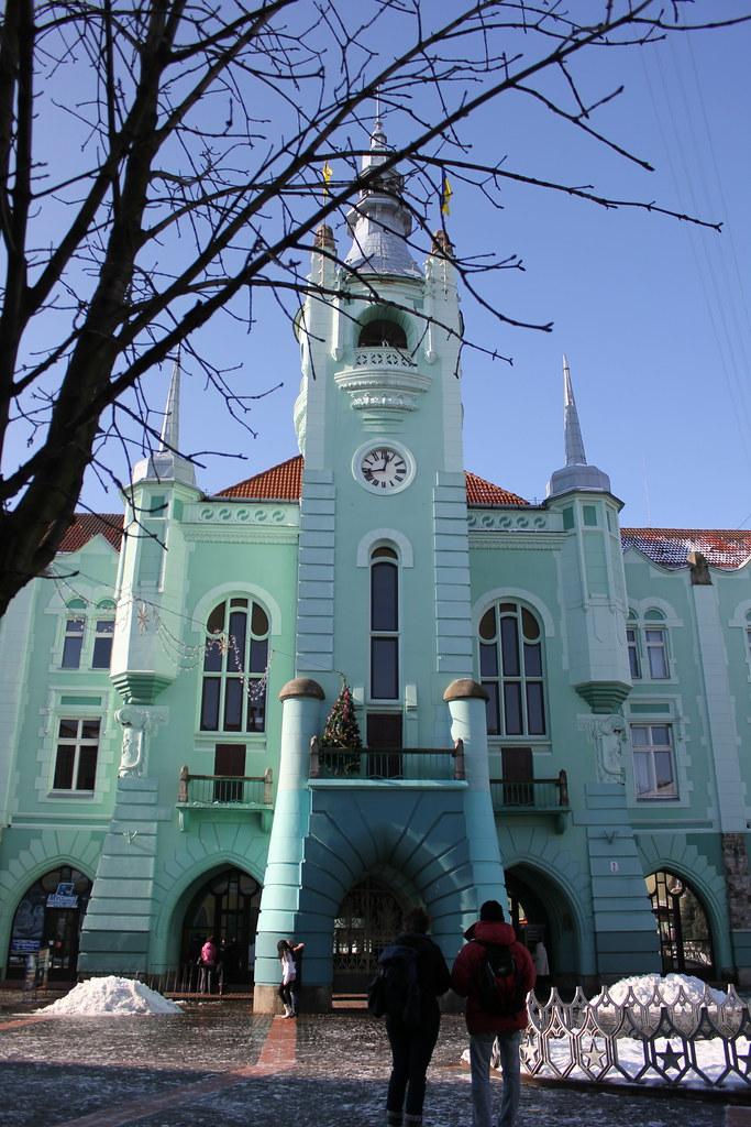 Ayuntamiento de Mukachevo