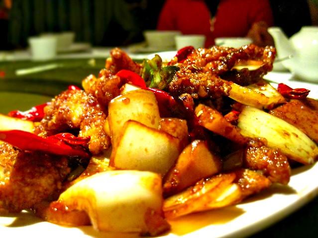 CNY dinner 2012 - Mandarin Kitchen - 08