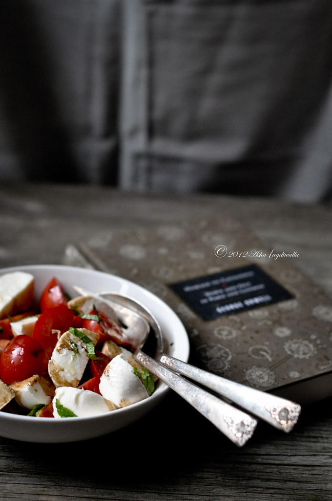 Mozzarella & Tomato Salad1