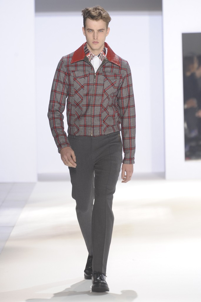 James Smith3572_FW12 Paris Christian Lacroix(Homme Model)