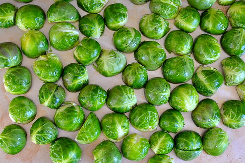 Momofuku Brussels Sprouts | Spicy Brussels Sprouts with a Vietnamese Twist