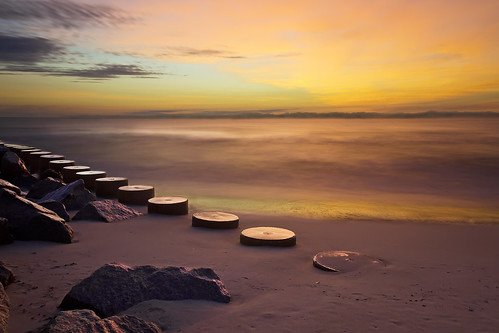 beach water sunrise coast north historic shore fisher carolina ft wilmington fortfisher ftfisher
