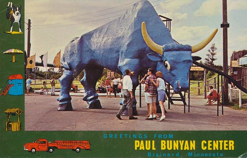 Paul Bunyan Center - Brainerd, Minnesota