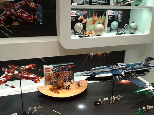 First Star Wars Shot from German Toy Fair