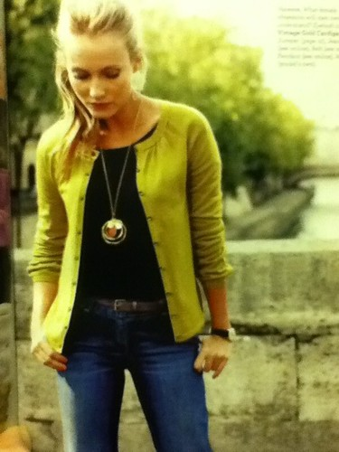 Outfit inspiration from the Boden catalog