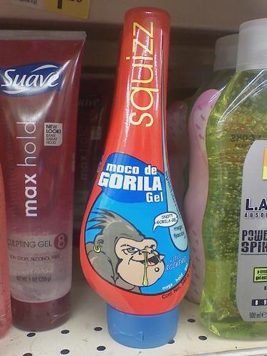 Moco de Gorila Gel by Petunia21