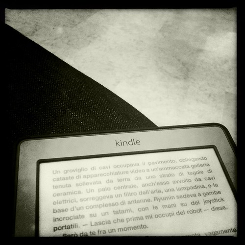 Kindle by Davide Restivo