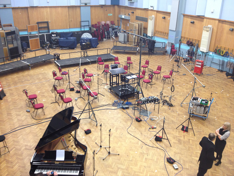 Abbey Road Studio 1
