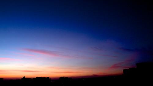 sunset canon mumbai calmness canon1855mm heav rebelt1i