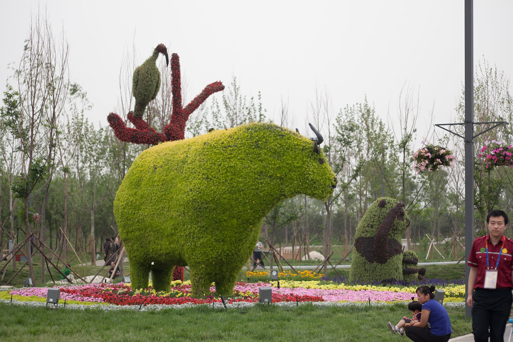 Xi'an International Horicultural Expo 2011