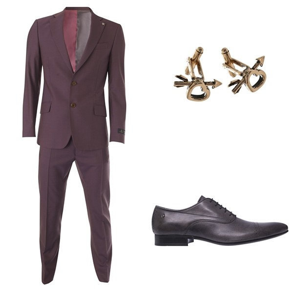 Dress Code High Fashion 4 Valentine`s Date Outfits for Men