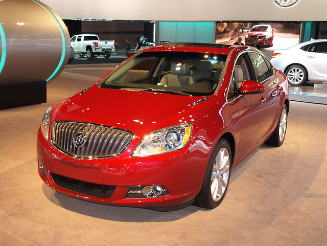 2012 Buick Verano 6