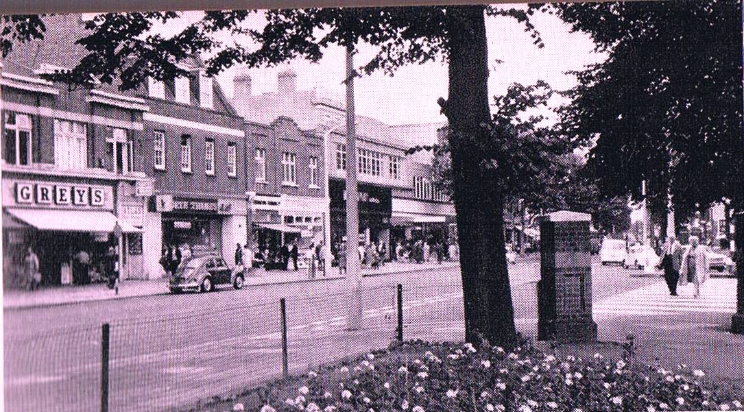 Chiswick High Road 1967