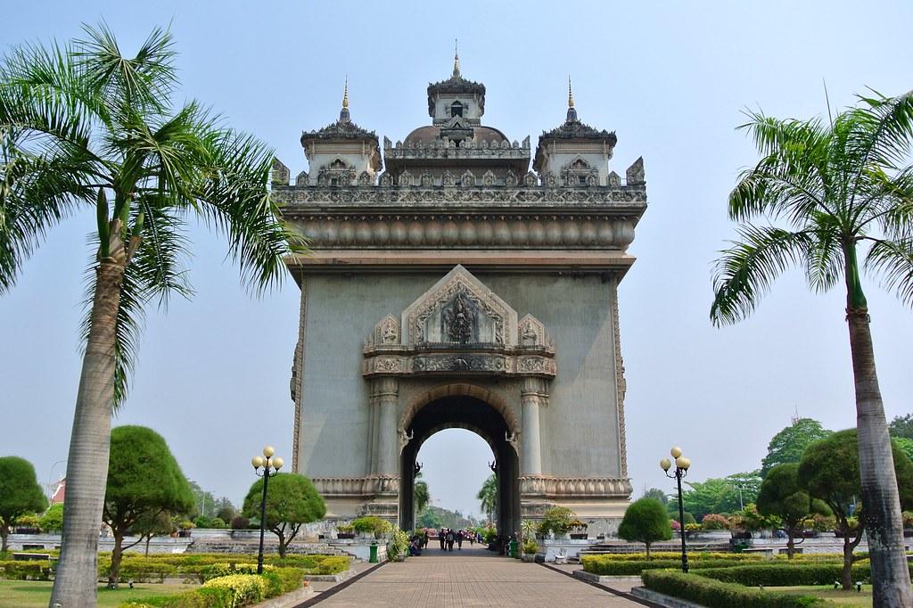 Vientiane, Laos. 24