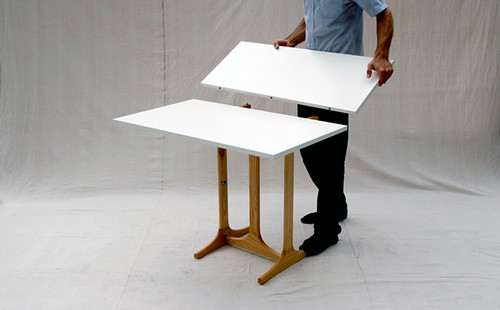 3 Style Table Design by David Koch