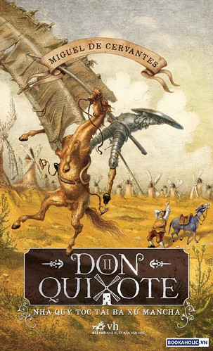 an analysis of the theme in the book don quixote by miguel de cervantes Don quixote is a classic by miguel de cervantes read a review of the novel here.