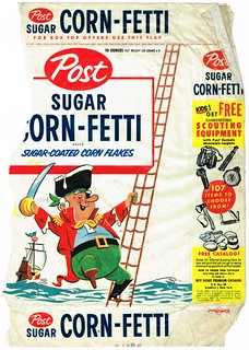 60s Post Sugar Corn-Fetti