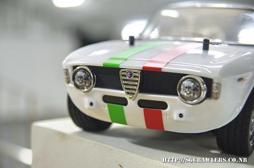 Tamiya M06 Alfa Romeo Giulia Build - Boolean21's M-chassis 13740126795_0688e926f5