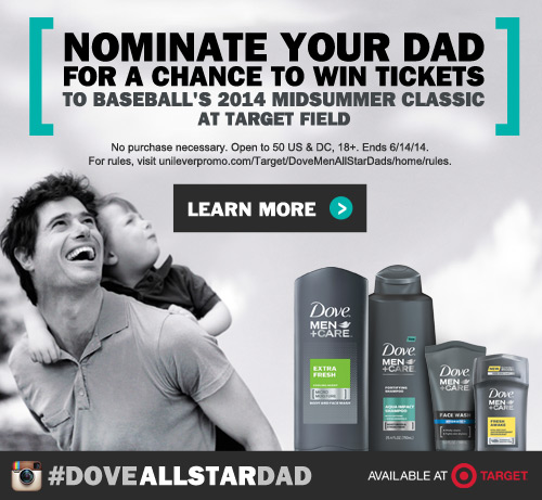 Dove All-Star Dad Campaign