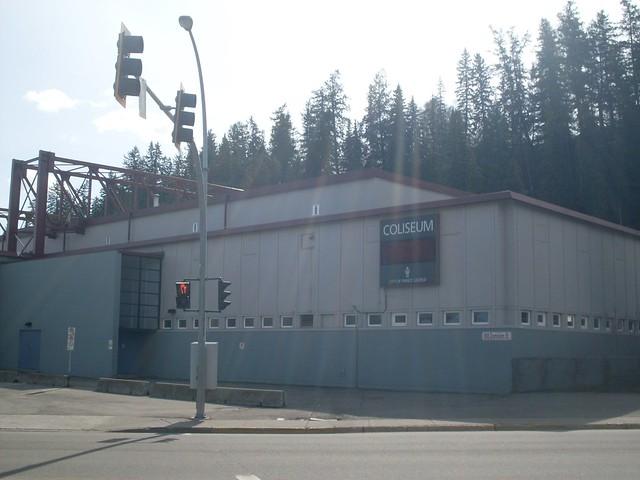 Prince George Coliseum