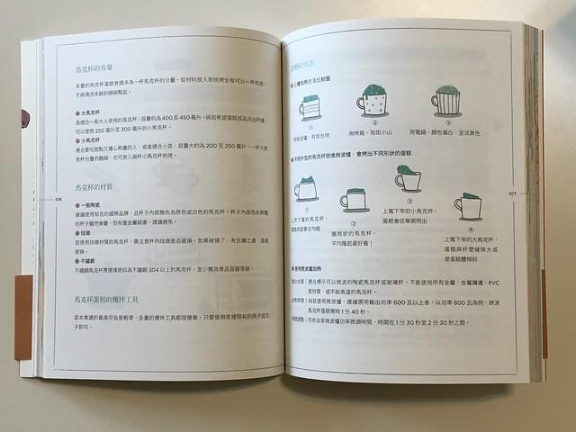 馬克杯甜點可能發生的各種狀況@小雨麻的100道馬克杯料理,上桌!