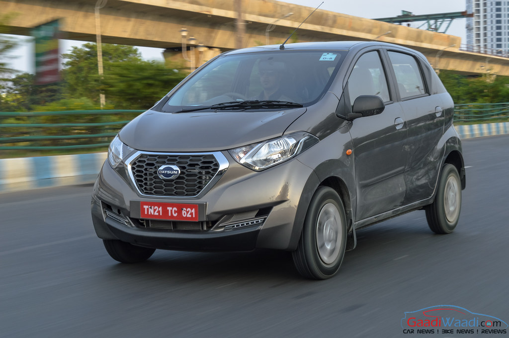 Datsun RediGo Drive Review 4