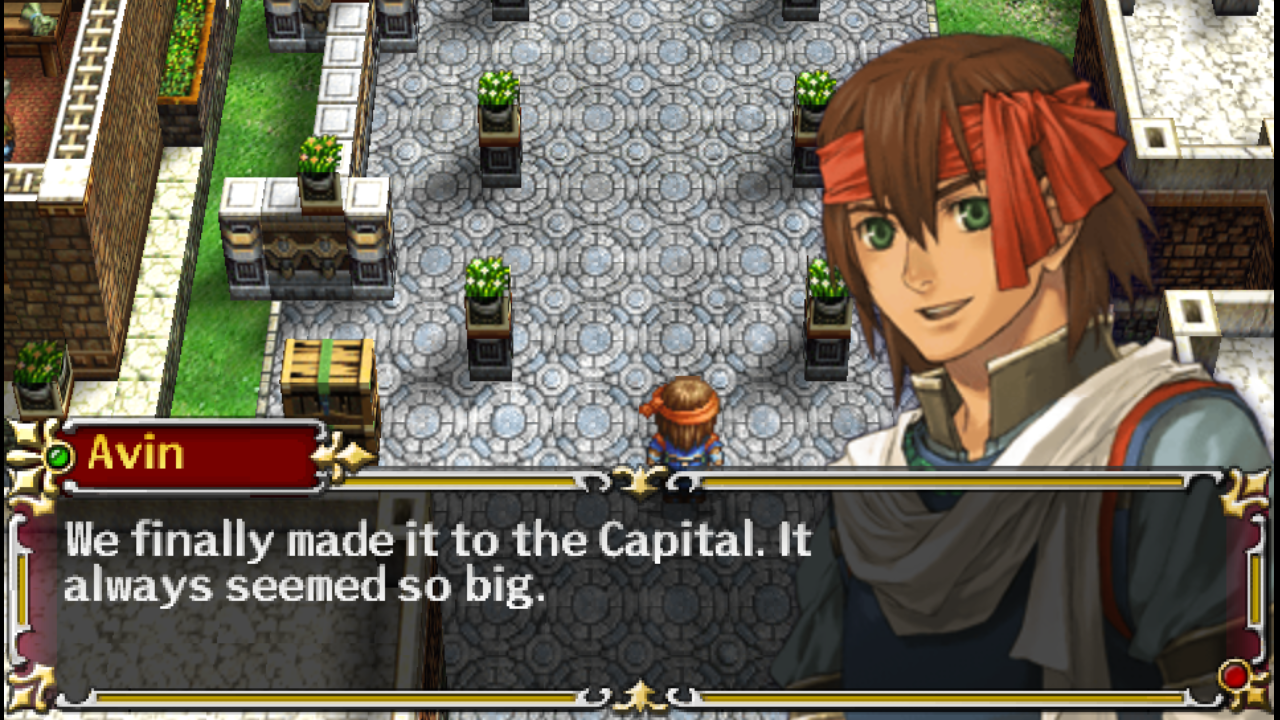 The Legend of Heroes: A Tear of Vermillion