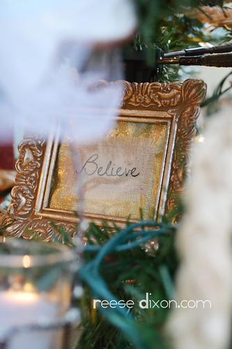 Believe Frame